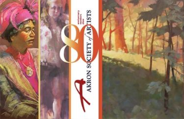 Akron Society of Artists 80th Anniversary Members Show