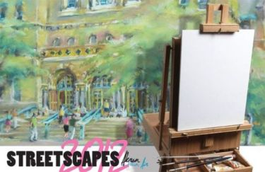 Streetscapes 2012: Akron in Plein Air