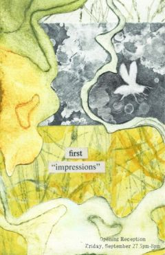 First Impressions: The Process of Printmaking
