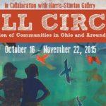 Full Circle Exhibit celebrating community art, Oct. 16-Nov. 22, with Harris-Stanton Gallery; free opening reception Oct. 16, 5-8 pm