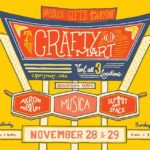 7th Annual Crafty Mart kicks off holiday shopping, Nov. 28-29, at Summit Artspace, Akron Art Museum & Musica