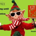 Introducing Elf on an Easel, the newest resident of Summit Artspace! He'll pick a lucky winner in our FREE holiday drawing Dec. 21