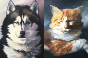 The Wild & the Tame, Penny Smith's show at Nine Muses in Barberton, Dec. 3-Jan. 28; opening event Dec. 3
