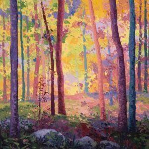 Warm Light #2 by Eileen Dorsey
