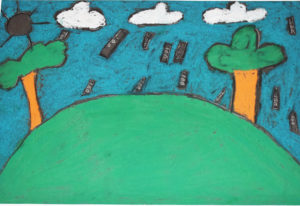 Emmanuel Christian Academy student artists' show Feb. 10-March 4; art through a child's eyes